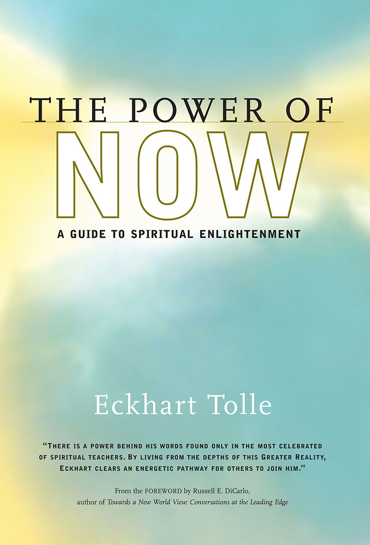 THE POWER OF NOW  Eckhart Tolle
