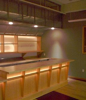 Jazz Cafe Berkeley - working for Nebolon Associates