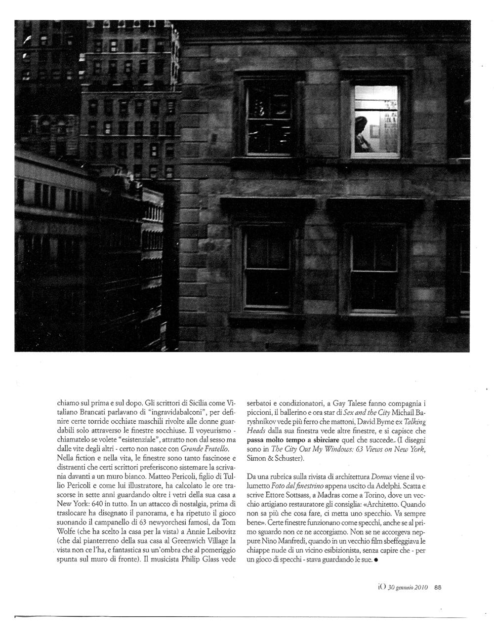 IO Donna Magazine (Milan)