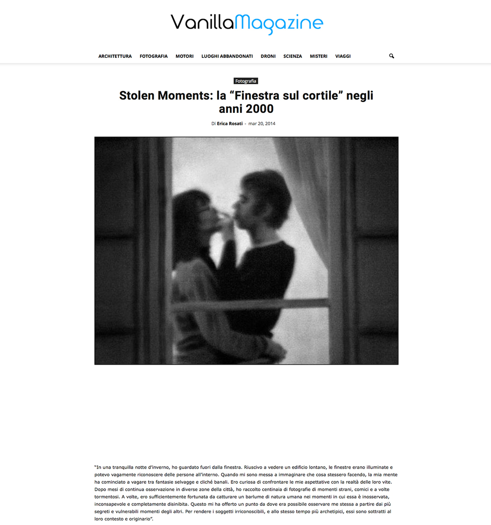 Vanilla Magazine (Milan)