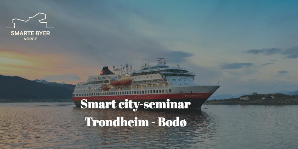 Smart city-seminar18/19 april 2018 - Bli med oss på smartbyseminar! Vi samler beslutningstakere og fagfolk fra noen av Norges smarteste kommuner og virksomheter. Se program og meld deg på i dag.