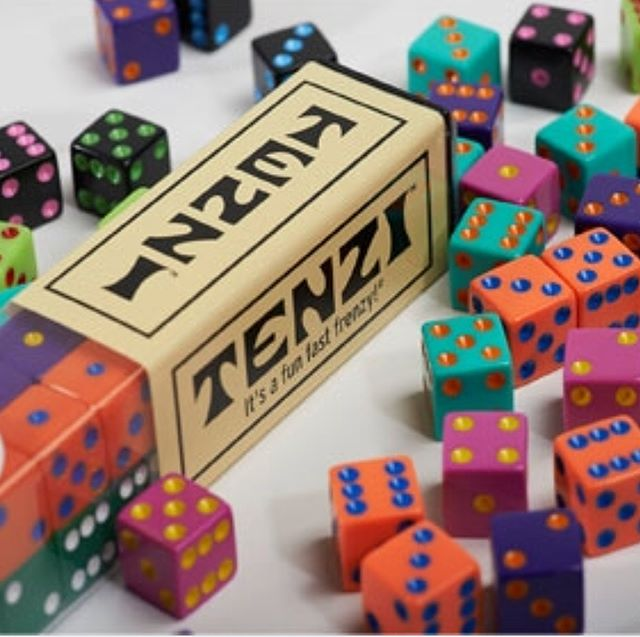 It's heeeeeere! @tenzidicegame has arrived! Tenzi is the world's fastest dice game! Fast, fun, engaging, and surprisingly intricate, Tenzi is perfect for table top beginners and aficionados alike. It's the perfect party game for the whole entire family and your friends too! In store now so hurry up and grab yours before they're gone!  Little Pnuts Toy Shoppe 209 Harrison Ave • Lakeview 504.267.5083  #PlayMatters #LearningThroughPlay #HappyLearning #JustPlay #ImagineCreatePlay #CarmaGames #Tenzi #PartyGames #FamilyGameNight #DiceGame #SuperFun #BirthdayGifts #PartySupplies #Toys #CuddlyFriends #Dolls #Games #Books #STEM #CreativeActivities #CraftKits #PartyGames #TravelBoxes #CustomPlayBoxes #Balloons