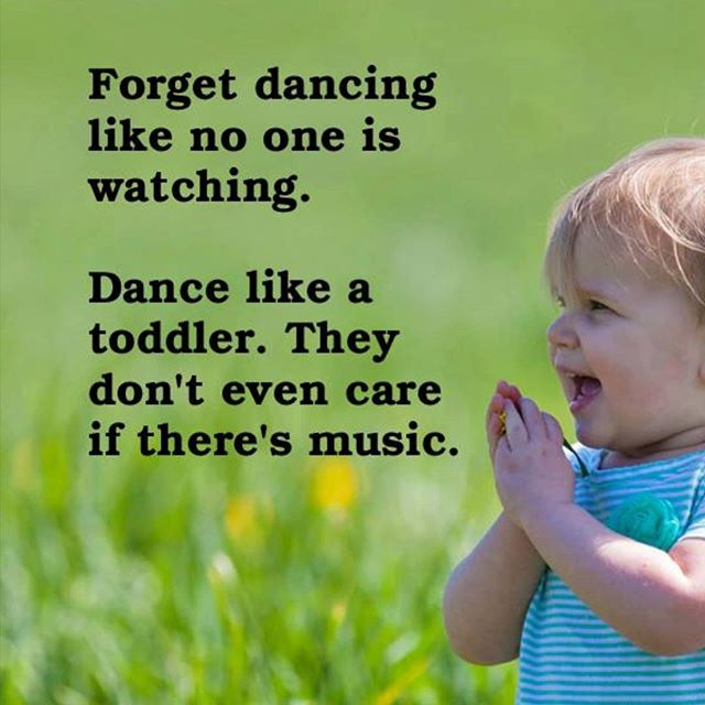 ❤️ #PlayMatters #DanceLikeAToddler #Dance #JustPlay #Play