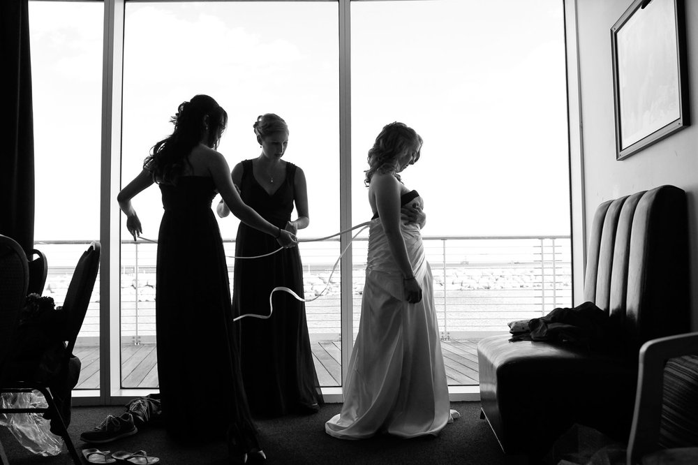 Discovery World Wedding Photography