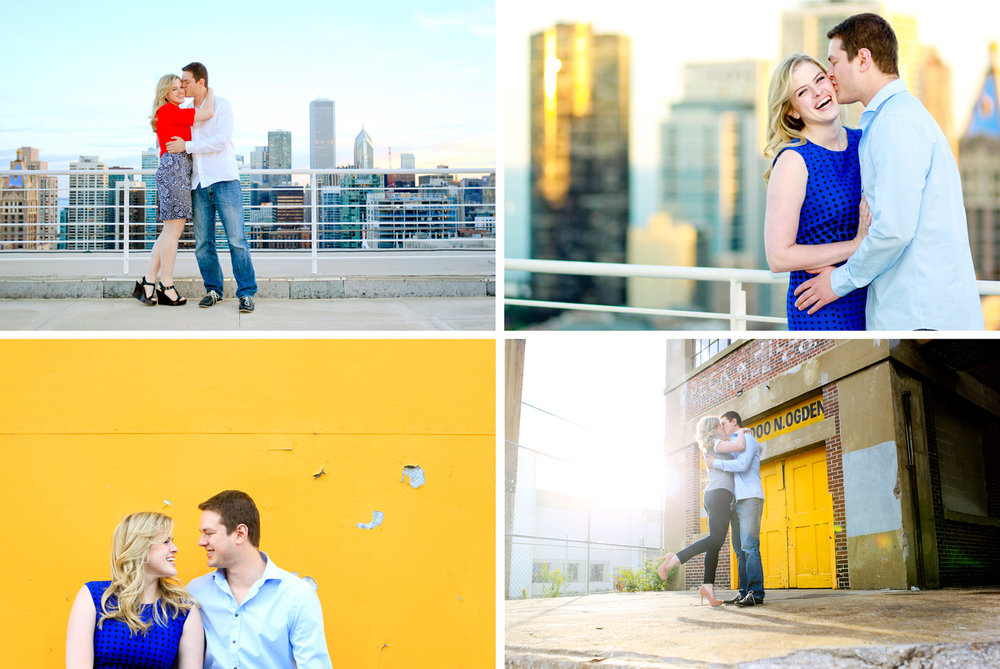 gold-coast-chicago-magnificant-mile-engagement-session-goose-island-yellow-garage-doors-ruthie-hauge-photography.jpg