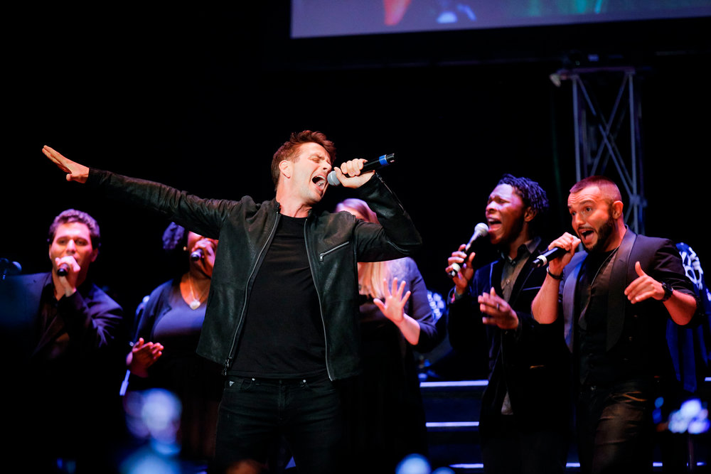 Joey McIntyre | New Kids on the Block & Chicago Children's Choir