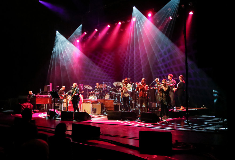 CONCERTS + THEATER -