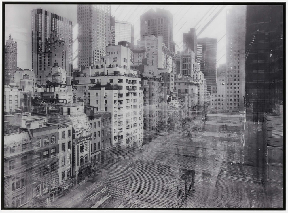 9 August 2001 - 2 May 2003 The Museum of Modern Art, New York © 2001-03 Michael Wesely