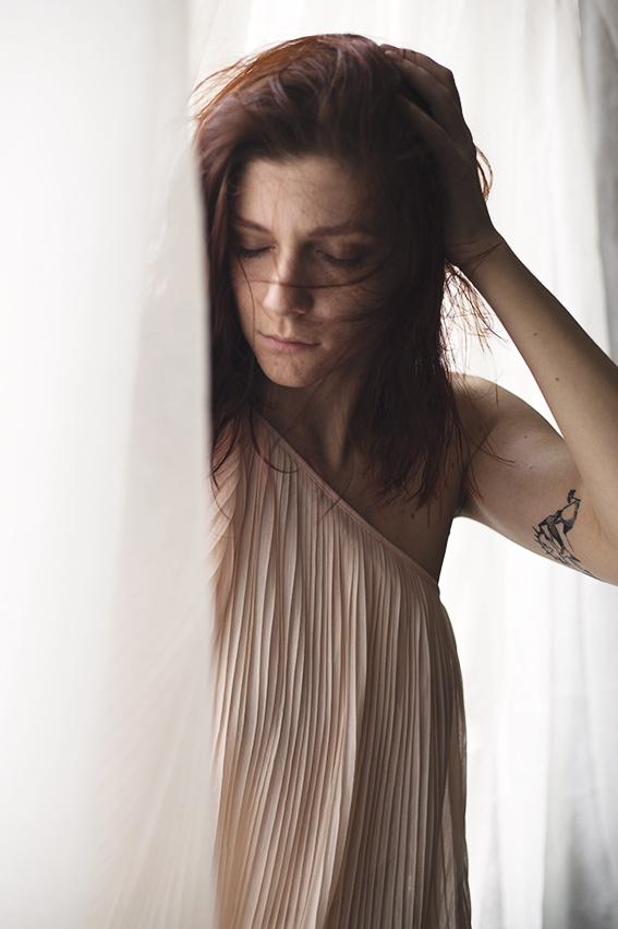 Self-Portrait © 2017 Ekaterina Selezneva