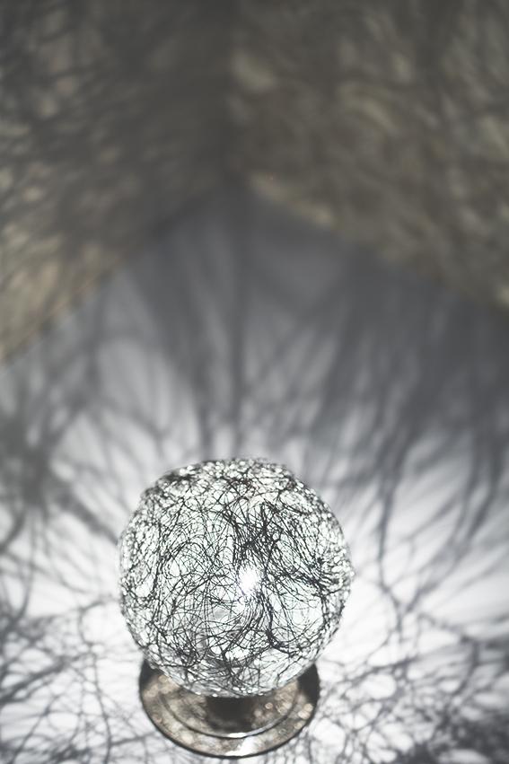 Lamp (upside down) © 2017 Ekaterina Selezneva