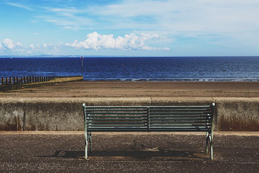 By the Sea © 2017 Ekaterina Selezneva