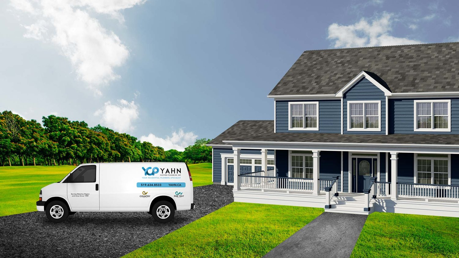 About Us — Yahn Custom Plumbing