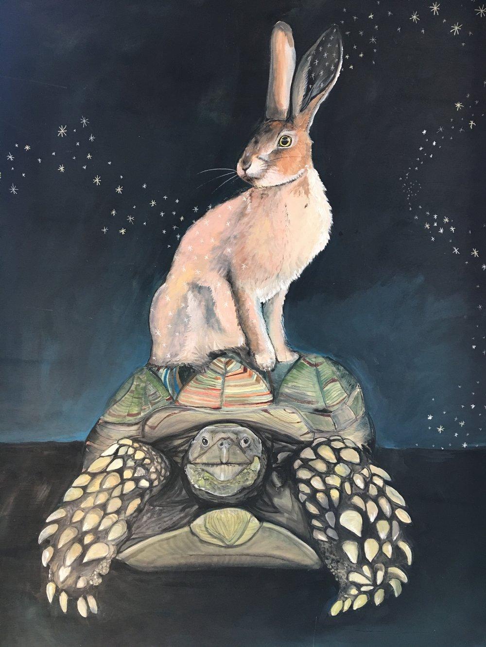 tortoise and hare emily reid.JPG