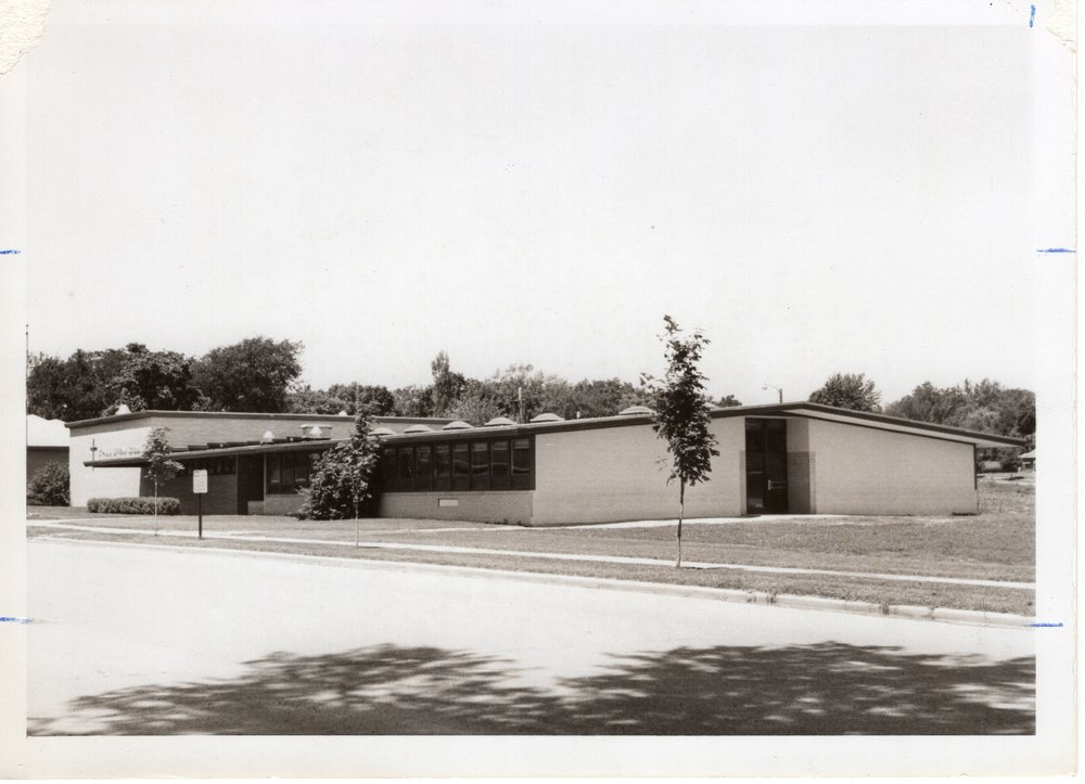 St. Paul Lutheran School in 1959 or 1960