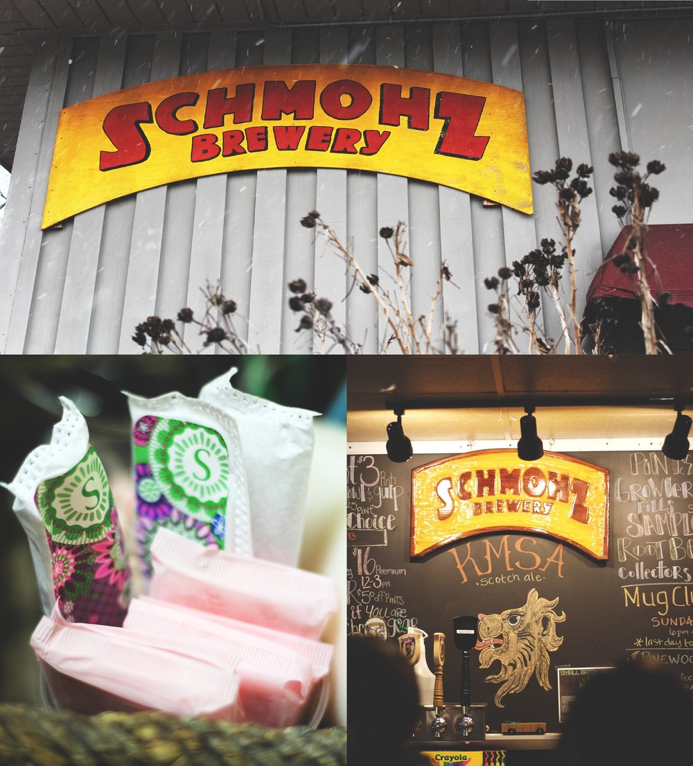 Image Source :  Photojournalist  August Nyson  -  special thanks to     Schmohz Brewing Company .