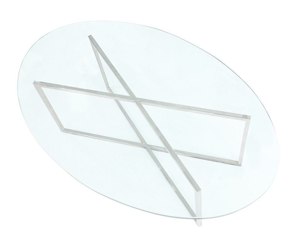 Parzinger 75 oval steel X glasstp coffeetable367 detail2 hires.jpg