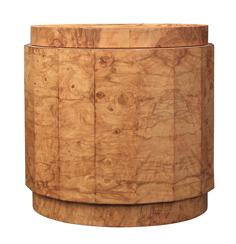 Dunbar 85 olive burl pedestal+gls coffeetable375 detail1 hires.jpg