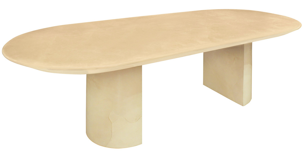 Springer 150 Knife Edge goatskin diningtable154 hires.jpg
