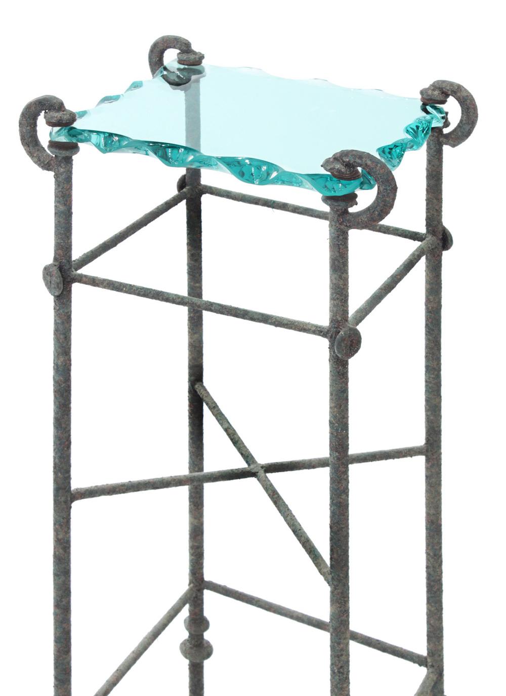 70s 45 verdigris bronze+glass pedestal14 detail1 hires.jpg
