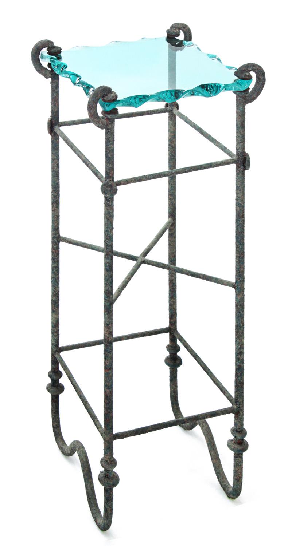 70s 45 verdigris bronze+glass pedestal14 hires.jpg