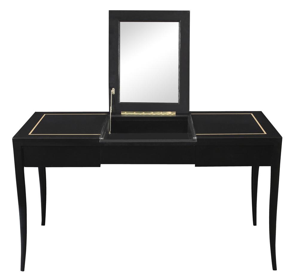 Parzinger 150 blk flip mirror top vanity4 hires.jpg