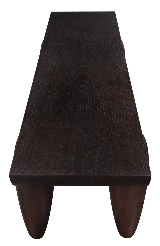 Liaigre 85 Pirogue dark oak bench128 detail2 hires.jpg