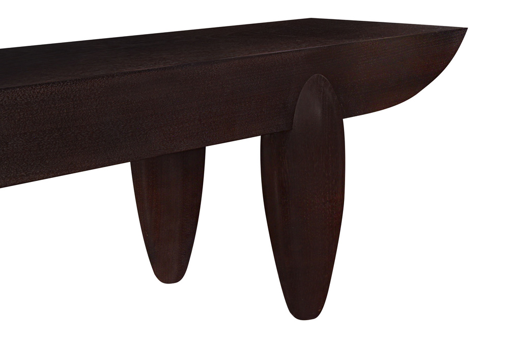 Liaigre 85 Pirogue dark oak bench128 detail4 hires.jpg