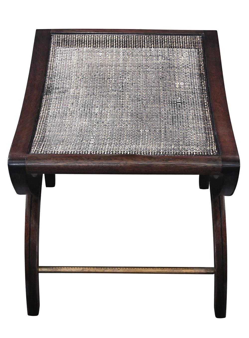 Dunbar 55 mahg+inset cane top bench105 detail2 hires.jpg