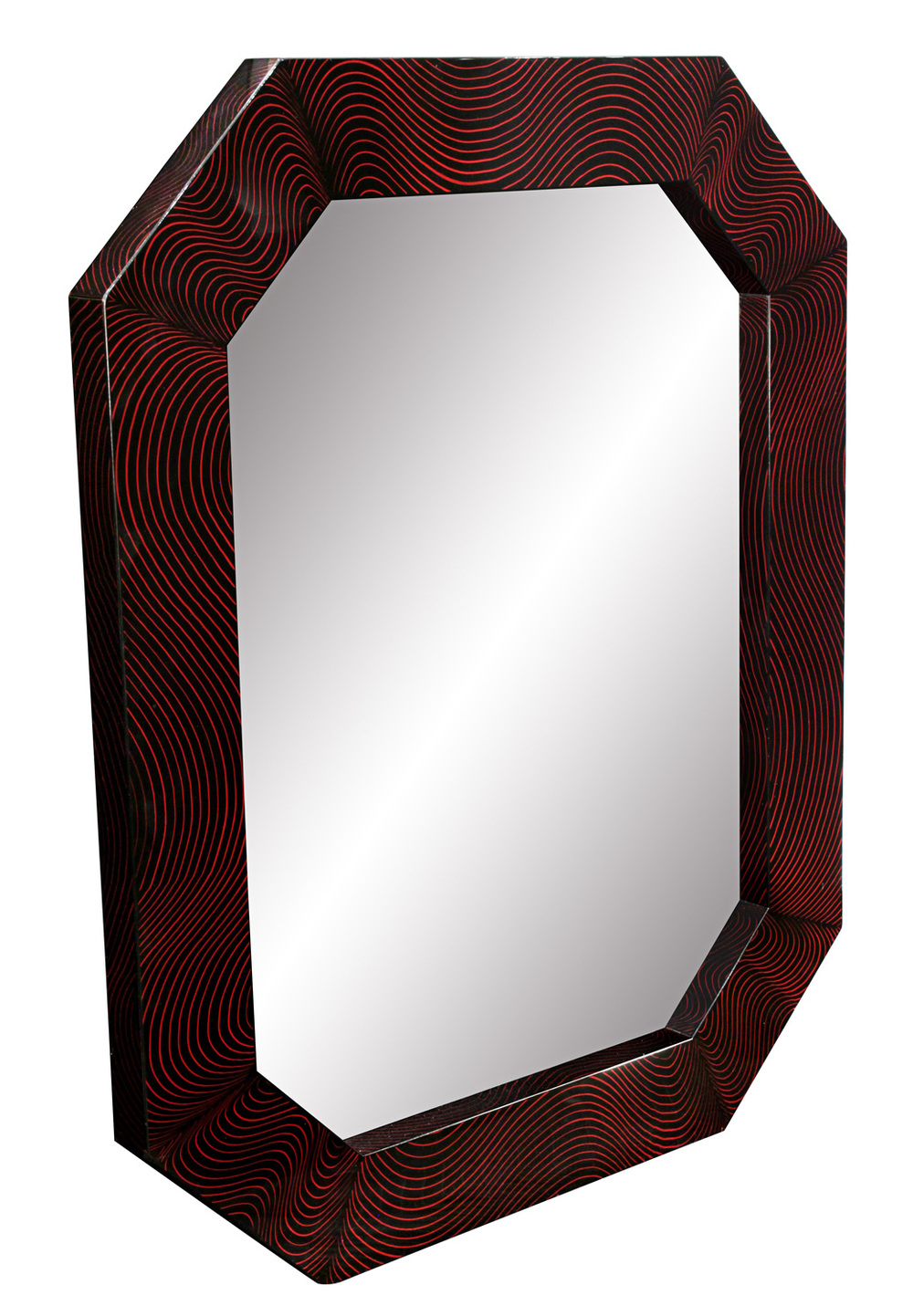 Digennaro 85 mirror blk+red wavey mirror198 detail1 hires.jpg
