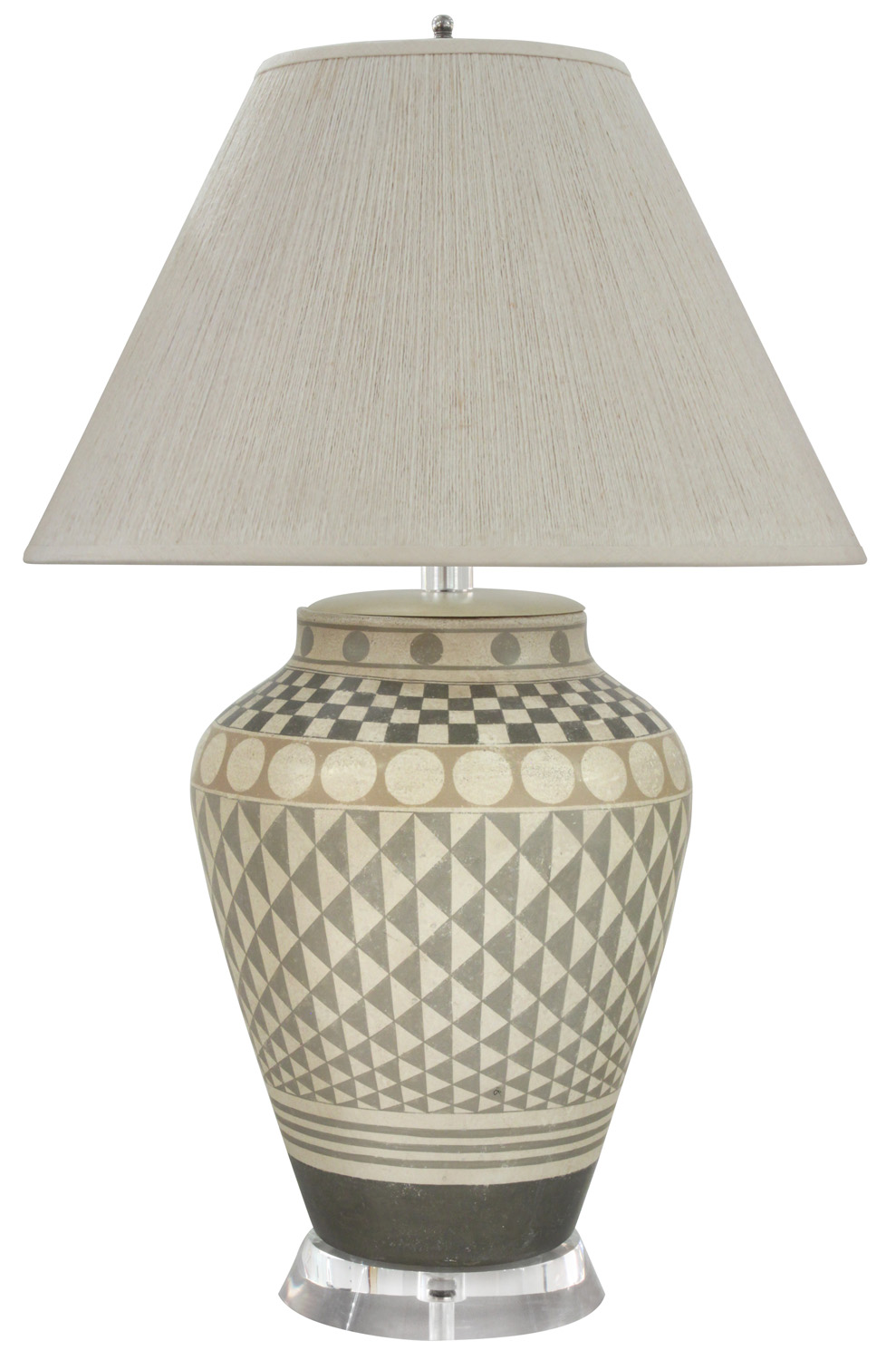 Trattoria G 55 ceramic geom decor tablelamp221 hires.jpg