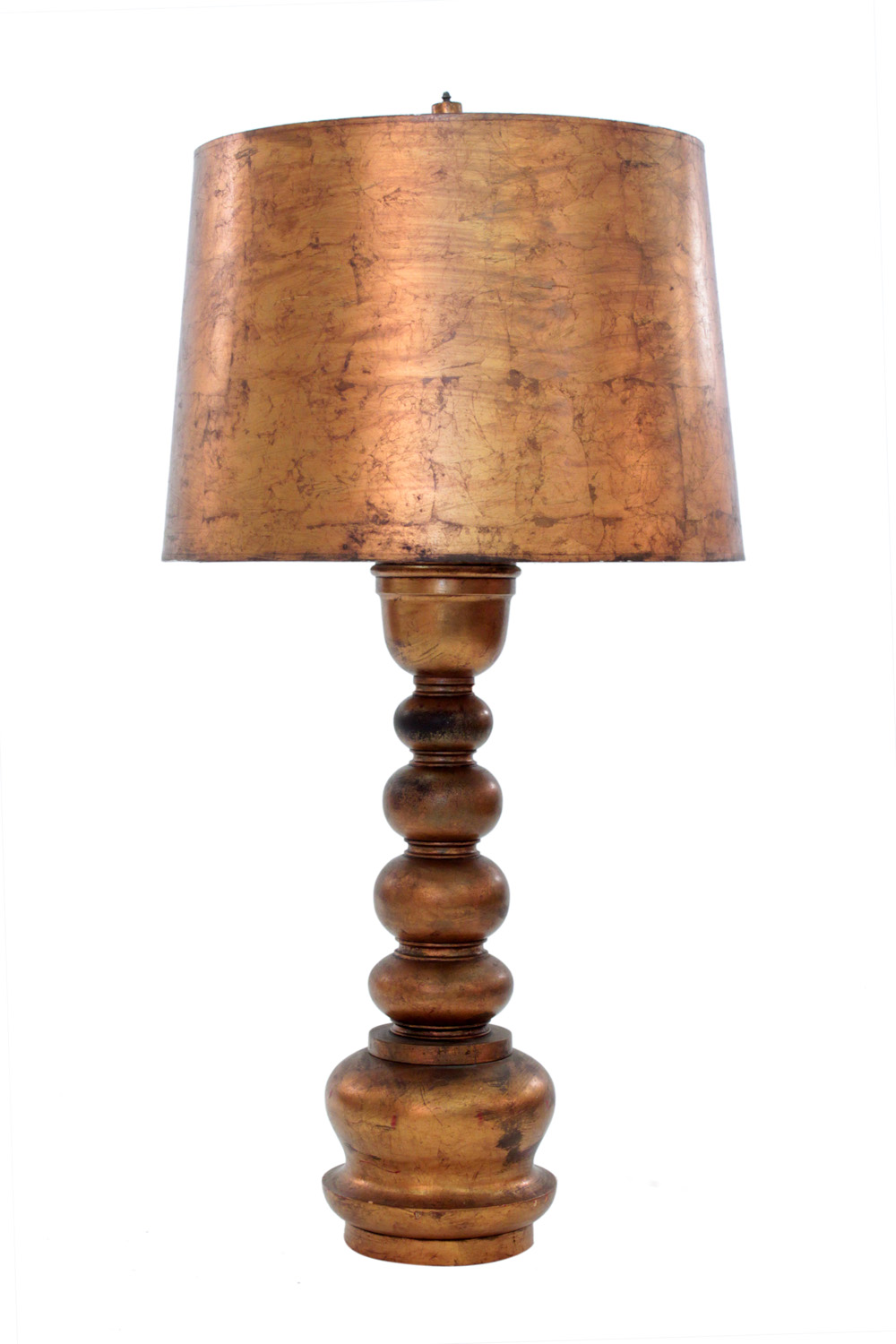 Mont 35 Sculptural Gilded+gold Sh Tablelamp205 Hires