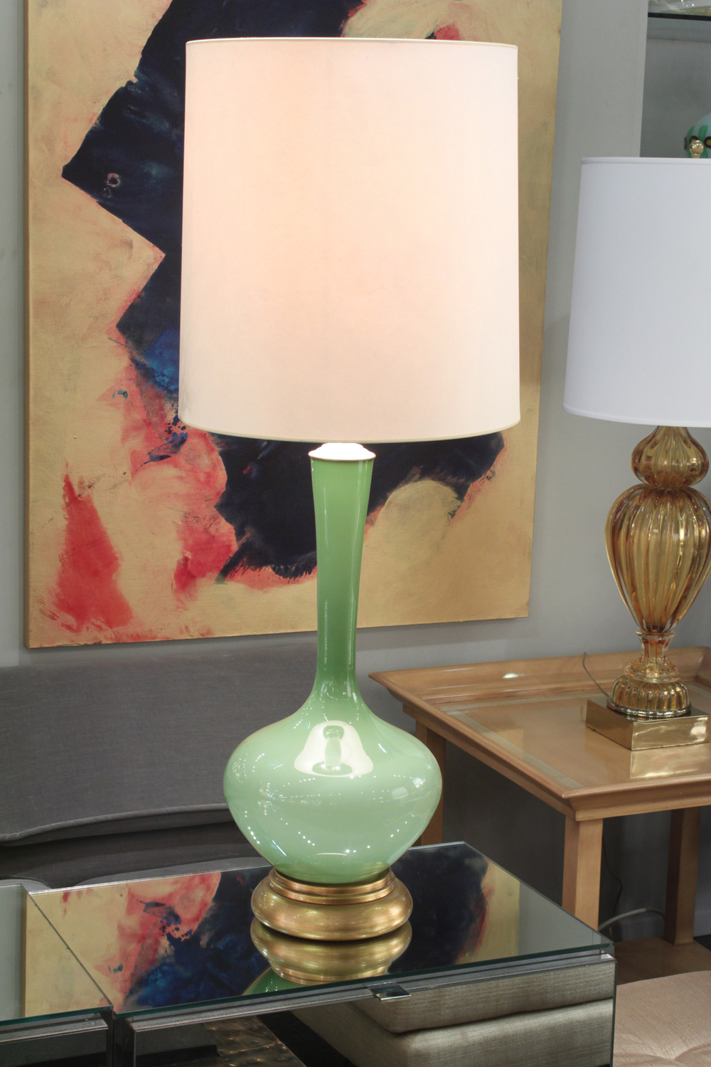 Marbro 55 green glass large tablelamp162 detail5 hires.jpg