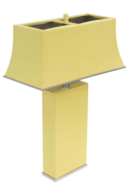 Springer 65 yellow lizard+shade tablelamp227 detail1 hires.jpg