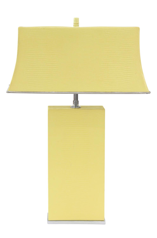 Springer 65 yellow lizard+shade tablelamp227 hires.jpg