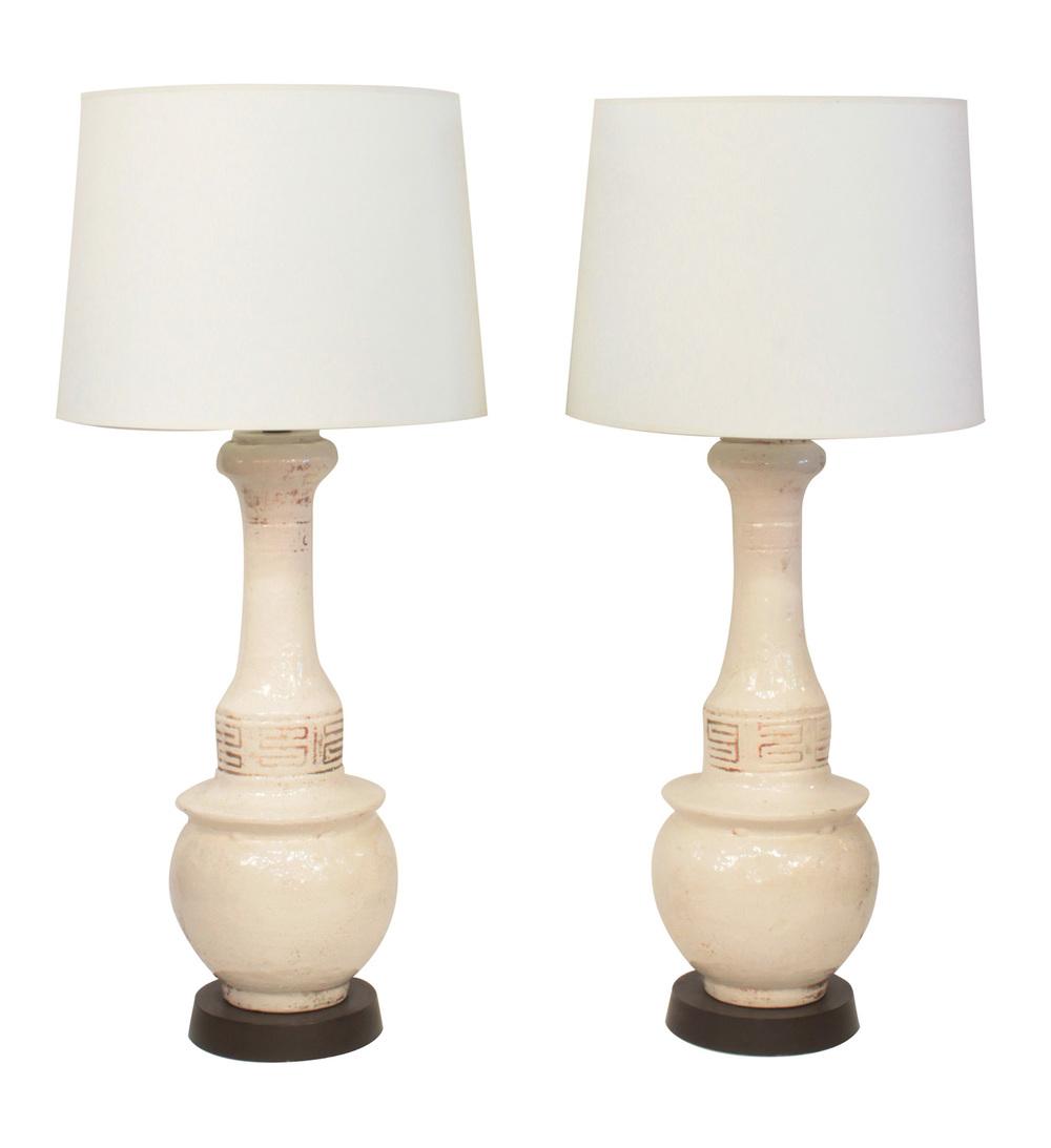 50s 45 ceramic white glaze key design tablelamps278 hires.jpg