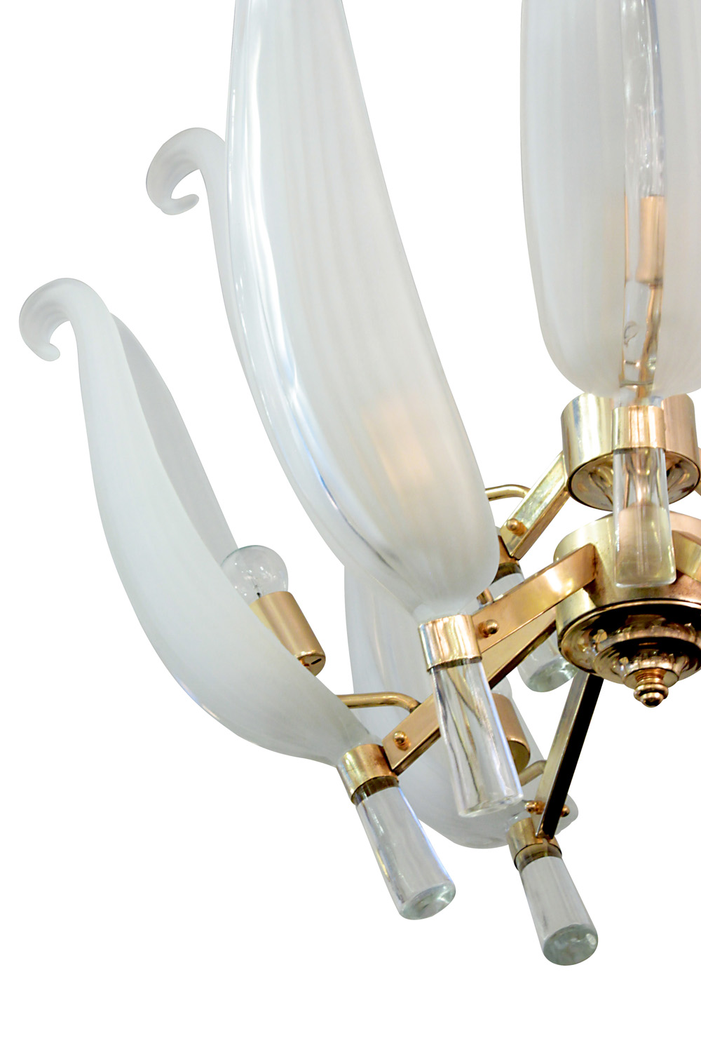 70s Murano 2 tier glass leaves chandelier184 detail hires.jpg
