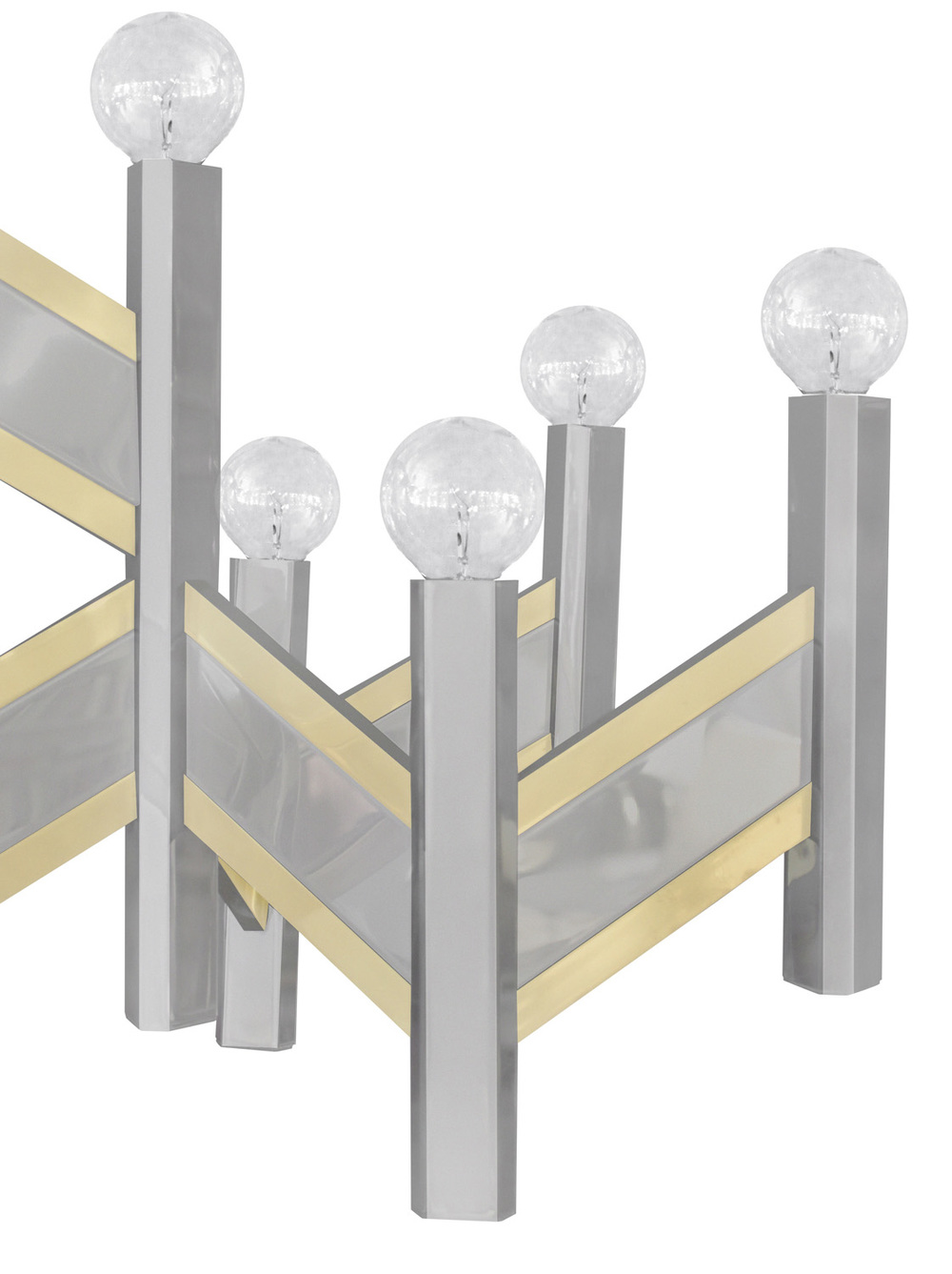 Sciolari 55 chrome+brass angular chandelier215 detail2 hires.jpg