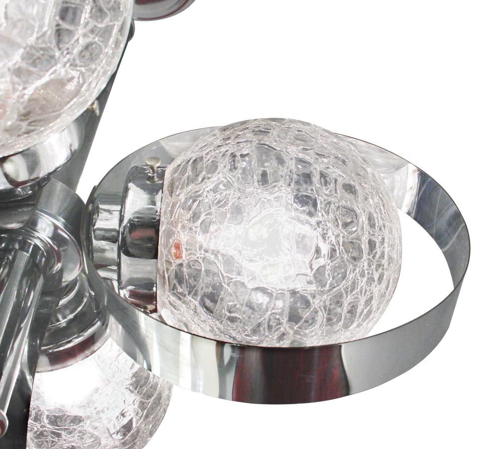70s 85 pr Ital chrome+crackle gls chandelier220 detail4 hires.jpg