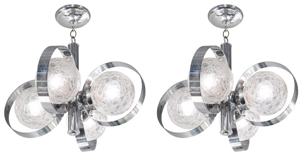 70s 85 pr Ital chrome+crackle gls chandelier220 hires.jpg