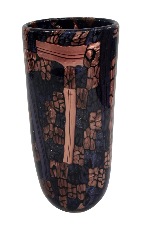 Vittorio Ferro 35 bl+copper murrhine vase hires.jpg