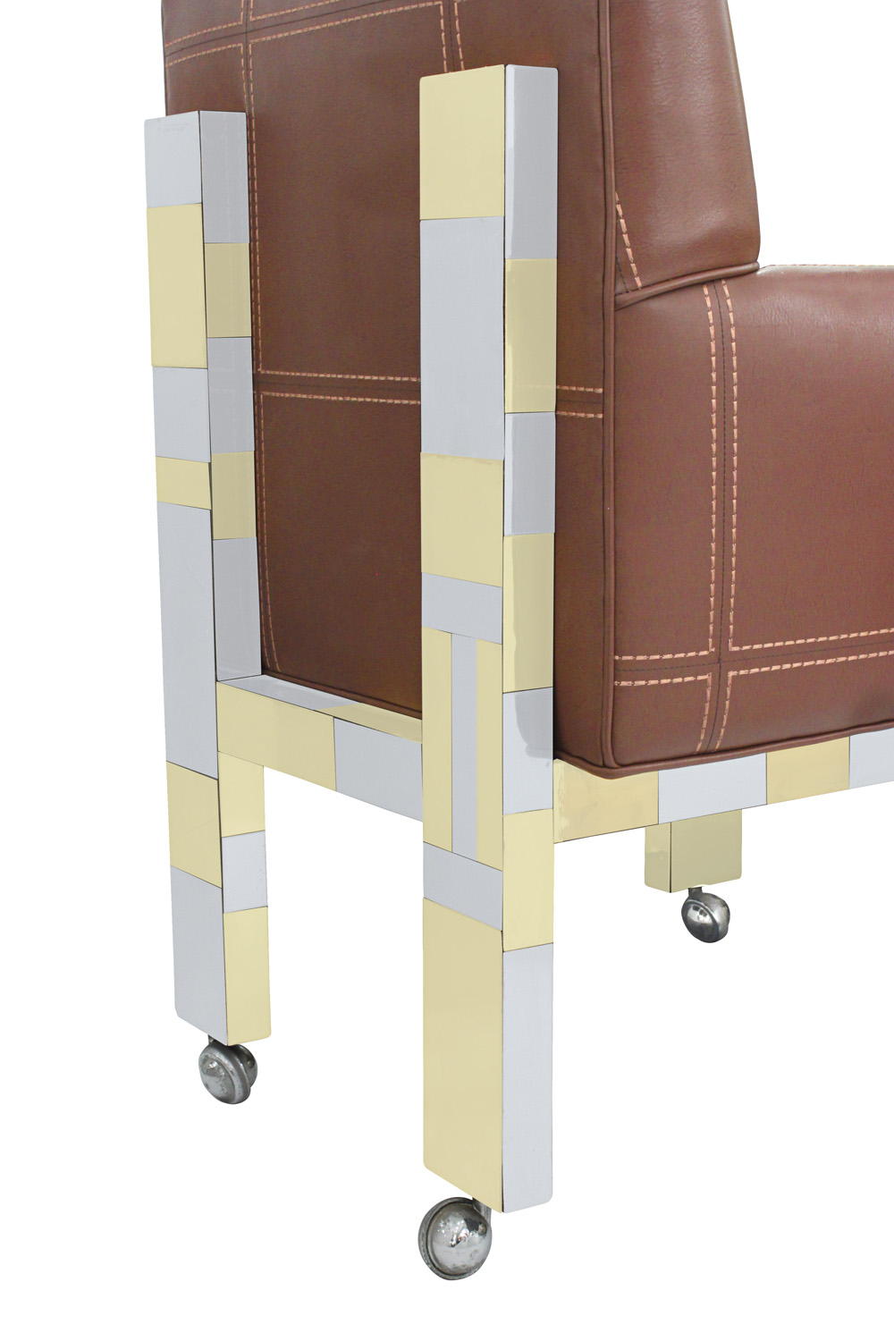 Evans 120 brass+chrome Cityscape armchairs24 detail4 hires.jpg