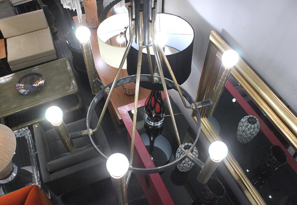 50s 55 Ital blk metal+brass chandelier219 detail3 hires.jpg