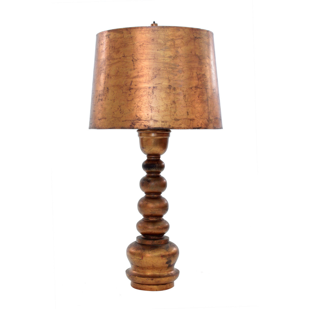 Gilt Wood Table Lamp In The Manner Of James Mont 1940s U2014 Lobel Modern NYC