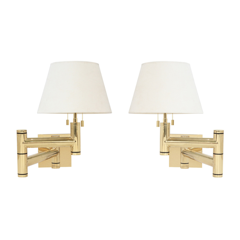 The Argument About Brass Swing Arm Wall Lamp