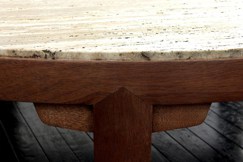 Dunbar 120 round travertine+mahg coffeetable  26 detail3.jpg
