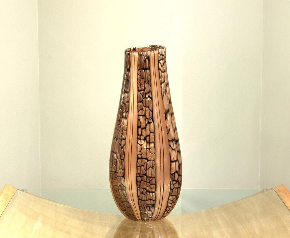 Exceptional handblown glass vase by vittorio ferro sold lobel exceptional handblown glass vase by vittorio ferro sold lobel modern nyc reviewsmspy