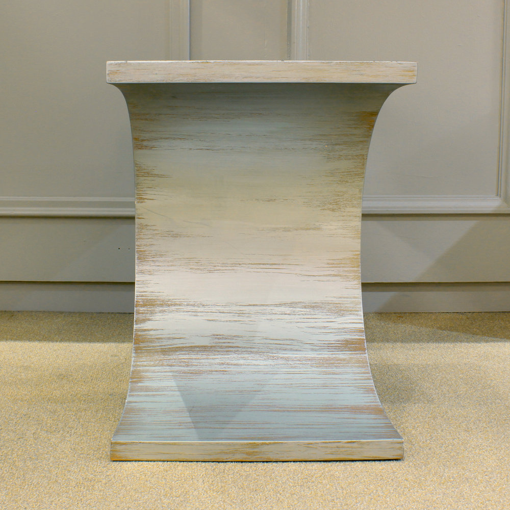 Springer 75 JMF silver leaf endtable165 hires side.jpg