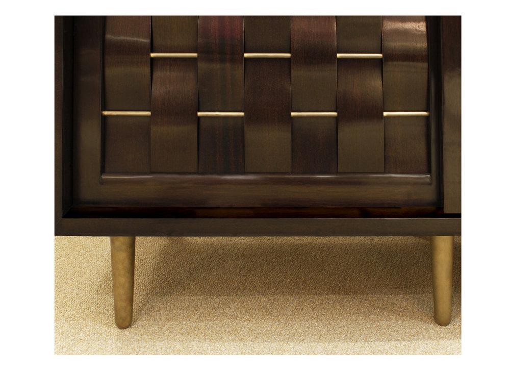 Dunbar 150 4 panel woven doors sideboard22 hires detail 2.jpg