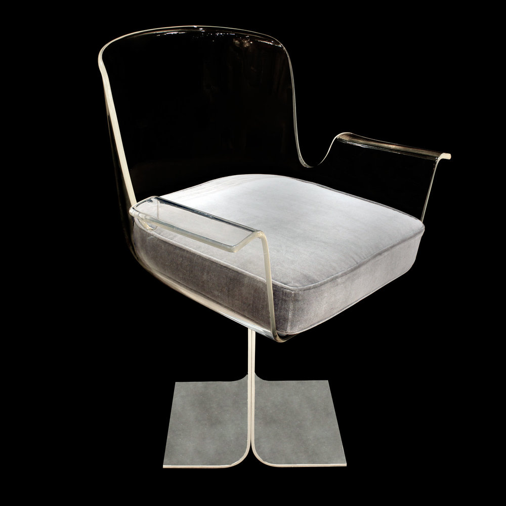 French 35 70s alum+lucite swivel deskchair17 main.jpg