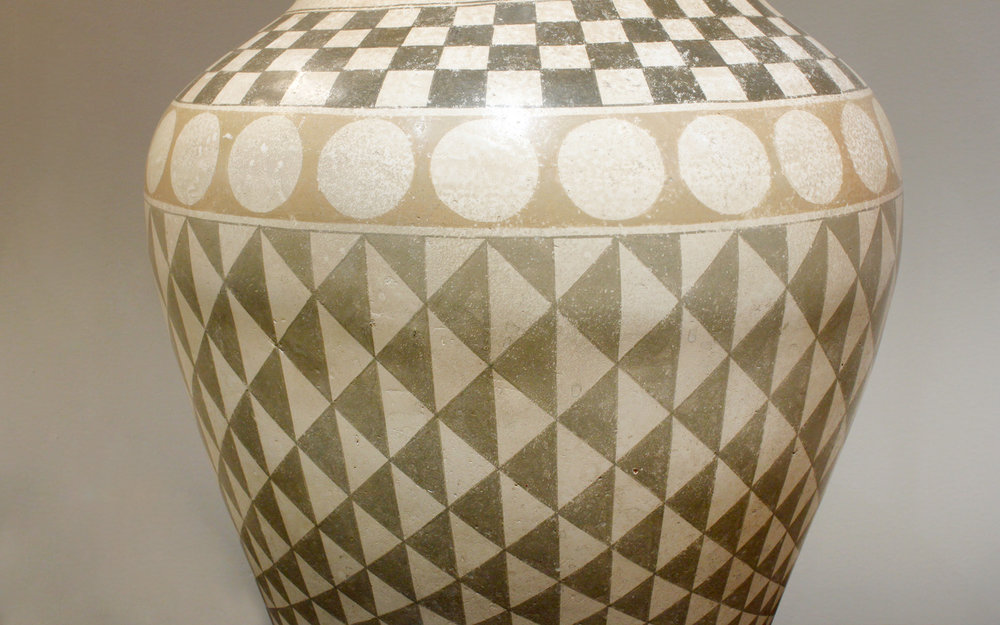Trattoria G 55 ceramic geom decor tablelamp221 hires ceramic detail 2.jpg